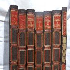 Enciclopedias de segunda mano: HISTORIA DE ESPAÑA POR EL MARQUES DE LOZOYA. Lote 42041766