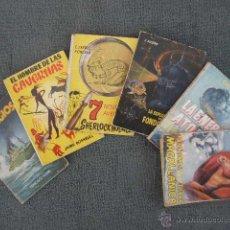 Enciclopedias de segunda mano: 6 EJEMPLARES DE LA ENCICLOPEDIA PULGA. Nº 31, 41, 77, 95, 186, 188. EDICIONES G.P. BARCELONA. Lote 42508392