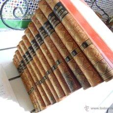 Enciclopedias de segunda mano: EL TESORO DE LA JUVENTUD. TOMOS NºS 1 AL 13. Lote 42812661