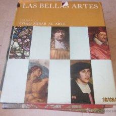Enciclopedias de segunda mano: ENCICLOPEDIA LAS BELLAS ARTES VOLUMEN 10 - COMO MIRAR AL ARTE - GROLIER 1973. Lote 42857153