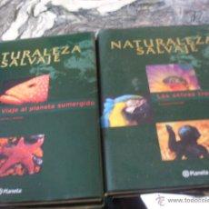 Enciclopedias de segunda mano - NATURALEZA SALVAJE. COMPLETA EN 6 TOMOS (ED. PLANETA) (EN1B) - 42944547
