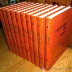 Enciclopedias de segunda mano: NUEVAS MARAVILLAS DEL SABER 10T POR VARIOS AUTORES DE CREDSA EN MADRID 1983 1ª EDICIÓN. Lote 43403542