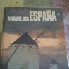 Enciclopedias de segunda mano: MARAVILLOSA ESPAÑA. EDITADO POR CIRCULO DE LECTORES 1972. EST3B1. Lote 43820412