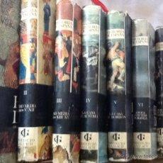 Enciclopedias de segunda mano: HISTORIA DE ESPAÑA.GRAN HISTORIA GENERAL DE LOS PUEBLOS HISPANOS.INSTITUTO GALLACH.6 TOMOS(7 LIBROS). Lote 44085517