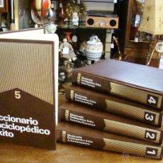 Enciclopedias de segunda mano: DICCIONARIO ENCICLOPÉDICO ÉXITO OCÉANO DE 5 TOMOS EDICIÓN 1990. Lote 44861963