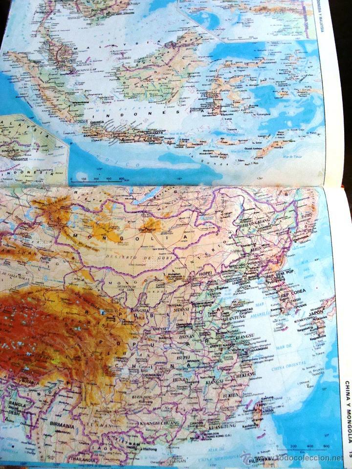 Enciclopedias de segunda mano: DICCIONARIO ENCICLOPÉDICO ÉXITO OCÉANO DE 5 TOMOS EDICIÓN 1990 - Foto 6 - 44861963