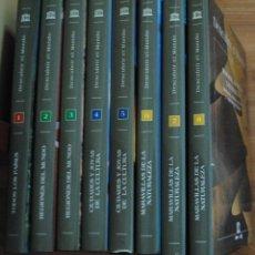Enciclopedias de segunda mano: DESCUBRIR EL MUNDO, TODOS LOS PAISES, 8 TMS, EDP EDITORES 2003, UNESCO MADRID. Lote 45107702