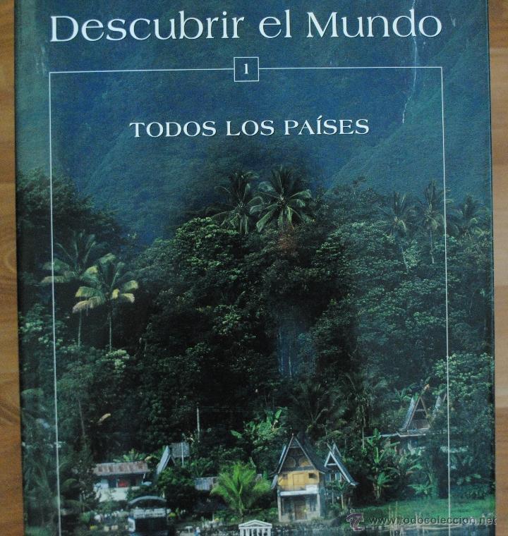 Enciclopedias de segunda mano: DESCUBRIR EL MUNDO, TODOS LOS PAISES, 8 TMS, EDP EDITORES 2003, UNESCO MADRID - Foto 2 - 45107702