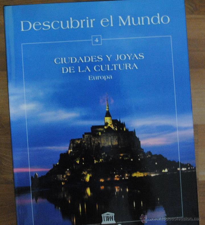 Enciclopedias de segunda mano: DESCUBRIR EL MUNDO, TODOS LOS PAISES, 8 TMS, EDP EDITORES 2003, UNESCO MADRID - Foto 4 - 45107702
