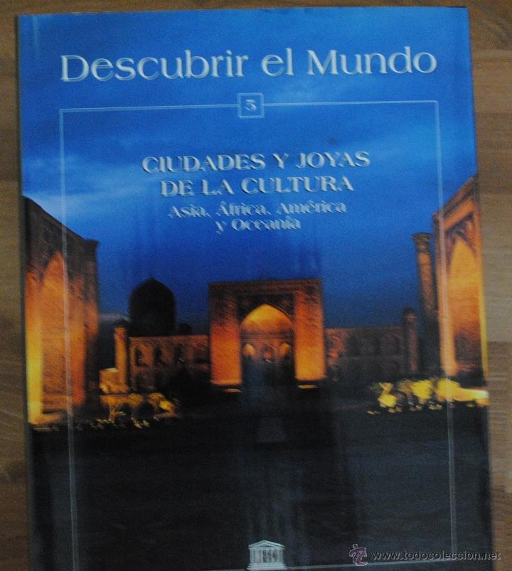Enciclopedias de segunda mano: DESCUBRIR EL MUNDO, TODOS LOS PAISES, 8 TMS, EDP EDITORES 2003, UNESCO MADRID - Foto 5 - 45107702