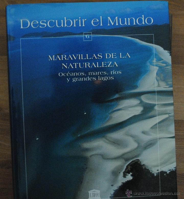 Enciclopedias de segunda mano: DESCUBRIR EL MUNDO, TODOS LOS PAISES, 8 TMS, EDP EDITORES 2003, UNESCO MADRID - Foto 6 - 45107702