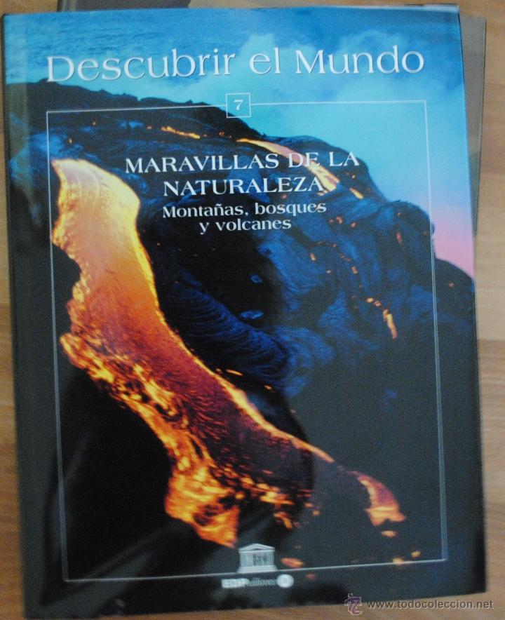 Enciclopedias de segunda mano: DESCUBRIR EL MUNDO, TODOS LOS PAISES, 8 TMS, EDP EDITORES 2003, UNESCO MADRID - Foto 7 - 45107702