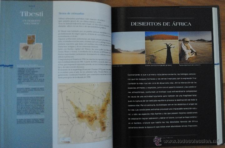 Enciclopedias de segunda mano: DESCUBRIR EL MUNDO, TODOS LOS PAISES, 8 TMS, EDP EDITORES 2003, UNESCO MADRID - Foto 8 - 45107702