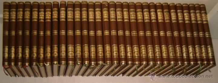 RAMÓN OTERO PEDRAYO (DIR.). GRAN ENCICLOPEDIA GALLEGA. TREINTA TOMOS. RM66393. (Libros de Segunda Mano - Enciclopedias)