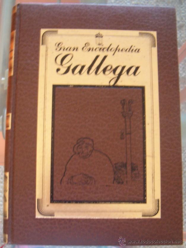 Enciclopedias de segunda mano: RAMÓN OTERO PEDRAYO (DIR.). Gran Enciclopedia Gallega. TREINTA TOMOS. RM66393. - Foto 2 - 115782227