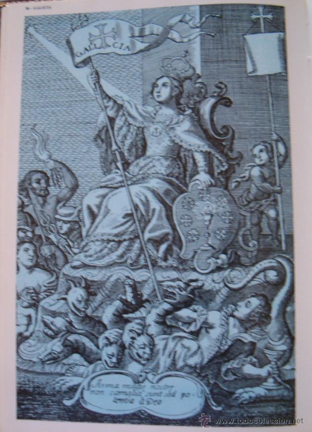 Enciclopedias de segunda mano: RAMÓN OTERO PEDRAYO (DIR.). Gran Enciclopedia Gallega. TREINTA TOMOS. RM66393. - Foto 4 - 115782227