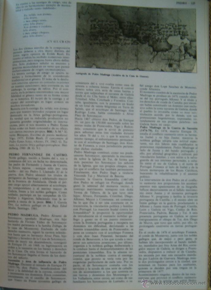 Enciclopedias de segunda mano: RAMÓN OTERO PEDRAYO (DIR.). Gran Enciclopedia Gallega. TREINTA TOMOS. RM66393. - Foto 5 - 115782227