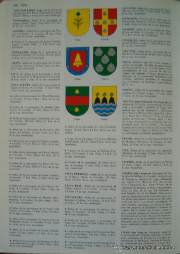 Enciclopedias de segunda mano: RAMÓN OTERO PEDRAYO (DIR.). Gran Enciclopedia Gallega. TREINTA TOMOS. RM66393. - Foto 6 - 115782227