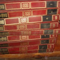 Enciclopedias de segunda mano: 9 TOMOS DE LA ENCICLOPEDIA HISTORIA DE LA SEGUNDA GUERRA MUNDIAL / AÑOS 60. Lote 45412440