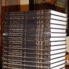 Enciclopedias de segunda mano: GRAN ENCICLOPEDIA DE LA COMUNIDAD VALENCIANA. 17 TOMOS A ESTRENAR Y EN SU CELOFAN ORIGINAL. Lote 45697049