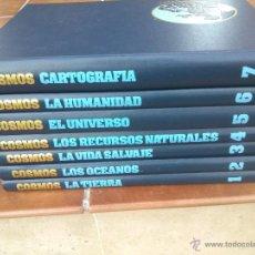 Enciclopedias de segunda mano: GRAN ATLAS COSMOS, 7 VOLS., SALVAT, 1981.. Lote 46066832