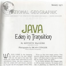 Enciclopedias de segunda mano: VV.AA. THE NATIONAL GEOGRAPHIC MAGAZINE. AÑO 1972. DOS TOMOS. RM67170. . Lote 46328576