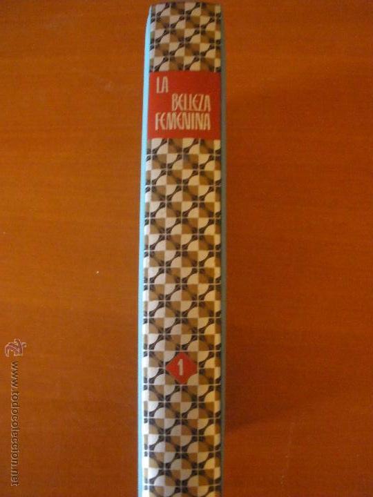 LA BELLEZA FEMENINA - ENCICLOPEDIA NAUTA - AÑO 1973 VOL 1 (Libros de Segunda Mano - Enciclopedias)