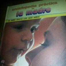 Enciclopedias de segunda mano: ENCICLOPEDIA DE LA MADRE Y EL NIÑO, 8 VOL, ED. NUEVA LENTE, 1980. Lote 46485431