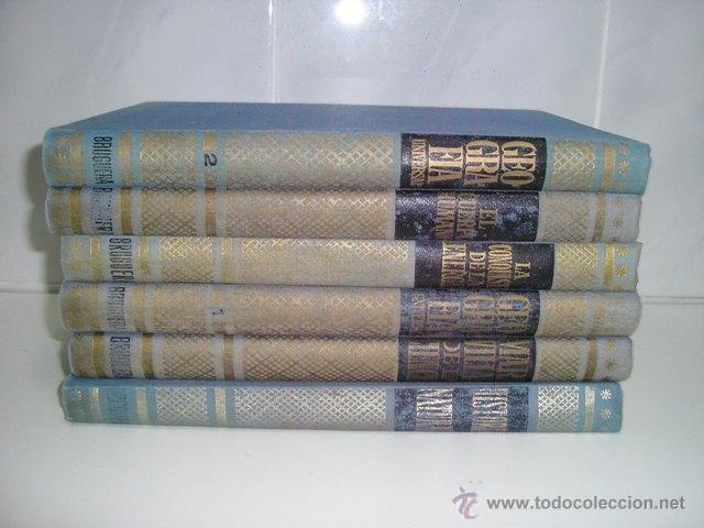 ENCICLOPEDIA COMPLETA COLECCIÓN CULTURA - EDITORIAL BRUGUERA - MUY BUEN ESTADO TAPA DURA (Libros de Segunda Mano - Enciclopedias)