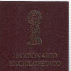 Enciclopedias de segunda mano - DICCIONARIO ENCICLOPEDICO AUPPER - COMPLETA - 10 VOLUMENES - SIN ESTRENAR - 46824052