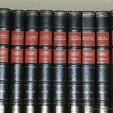 Enciclopedias de segunda mano: ENCICLOPEDIA ALFABETICA PLAZA Y JANES - 1991 - 10 TOMOS. Lote 47183509