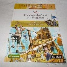 Enciclopedias de segunda mano: ENCICLOPEDIA VISUAL DE LAS PREGUNTAS VIAJEROS Y EXPLORADORES. Lote 71529218
