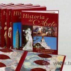 Enciclopedias de segunda mano: EDICIONES RUEDA VV.AA. HISTORIA DEL ARTE 10 VOLÚMENES . NUEVA A ESTRENAR / PRECINTADA + 6 DVDS.. Lote 47587600