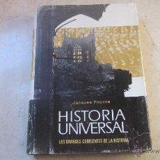 Enciclopedias de segunda mano: HISTORIA UNIVERSAL TOMO VII - EL NUEVO SIGLO Y LA GRAN GUERRA - EDITORIAL EXITO 1967. Lote 47753328