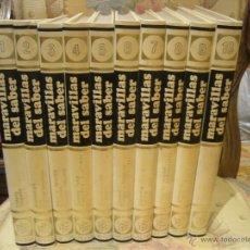 Enciclopedias de segunda mano: ENCICLOPEDIA DIDACTICA MARAVILLAS DEL SABER. 10 TOMOS. COMPLETO. MUY ILUSTRADA.. Lote 47857023