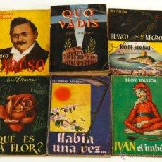 Enciclopedias de segunda mano: 23 NUMEROS DE ENCICLOPEDIA PULGA G.P.. Lote 48003846