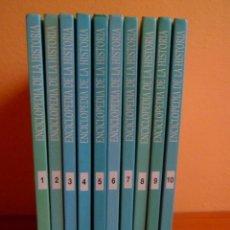 Enciclopedias de segunda mano - ENCICLOPEDIA DE LA HISTORIA * CIRCULO DE LECTORES * COLECCION 10 LIBROS - 48115683