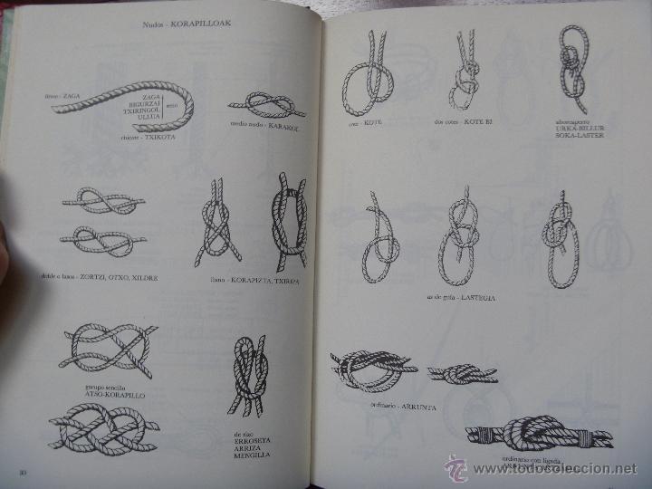Enciclopedias de segunda mano: Diccionario marítimo ilustrado de Ignacio Garmendia - Foto 6 - 48807403