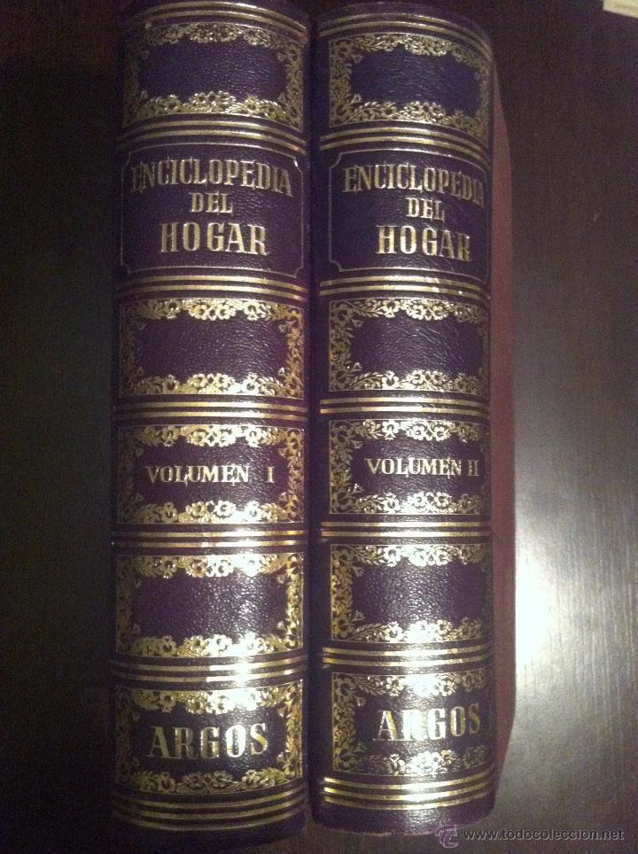 Enciclopedia del hogar volumen i y ii edito comprar enciclopedias en todocoleccion 48861203 - Cosas del hogar de segunda mano ...