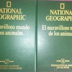 Enciclopedias de segunda mano: NACIONAL GEOGRAPHIC EL MARAVILLOSO MUNDO DE LOS ANIMALES SIN ABRIR. Lote 49291914