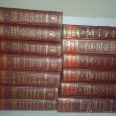 Enciclopedias de segunda mano: ENCICLOPEDIA LABOR TEMÁTICA TOMOS 1 AL 12 COMPLETA (TOMO 5 DOBLE) 1960-80 EDITORIAL LABOR. Lote 49483566
