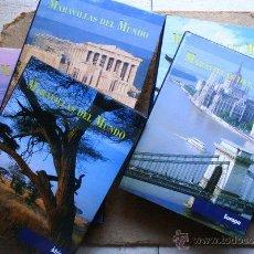 Enciclopedias de segunda mano: MARAVILLAS DEL MUNDO. 10 TOMOS. CULTURAL, S.A.. Lote 49640078
