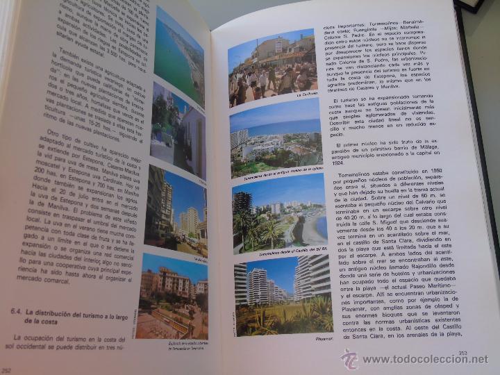 Enciclopedias de segunda mano: ENCICLOPEDIA DE MÁLAGA EN 4 TOMOS VOLÚMENES. EDITORIAL ANDALUCIA. EDICIONES ANEL. AÑO 1984 - Foto 6 - 49640987