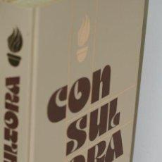 Enciclopedias de segunda mano: CONSULTORA ENCICLOPEDIA TEMÁTICA ILUSTRADA- EDITORIAL EDIL- EDICIÓN 1981. Lote 49686645