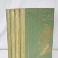 Enciclopedias de segunda mano: 4 TOMOS / LIBROS - ENCICLOPEDIA HISTORIA DEL FRANQUISMO - ED. SEDMAY, AÑO 1977. Lote 49839058