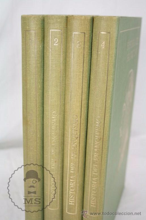 Enciclopedias de segunda mano: 4 Tomos / Libros - Enciclopedia Historia del Franquismo - Ed. Sedmay, Año 1977 - Foto 2 - 49839058