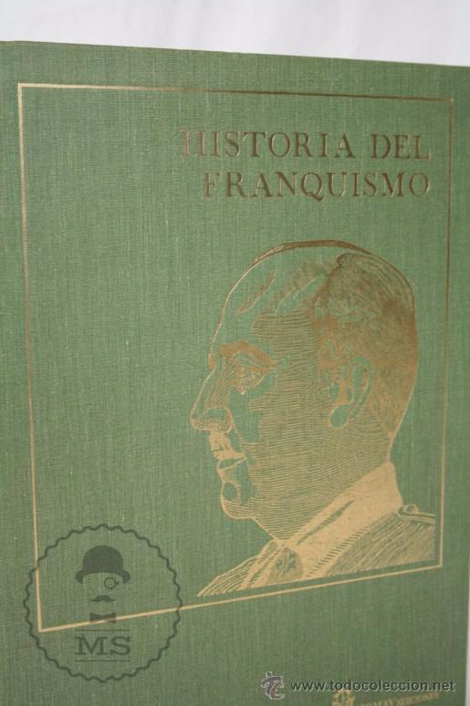 Enciclopedias de segunda mano: 4 Tomos / Libros - Enciclopedia Historia del Franquismo - Ed. Sedmay, Año 1977 - Foto 3 - 49839058