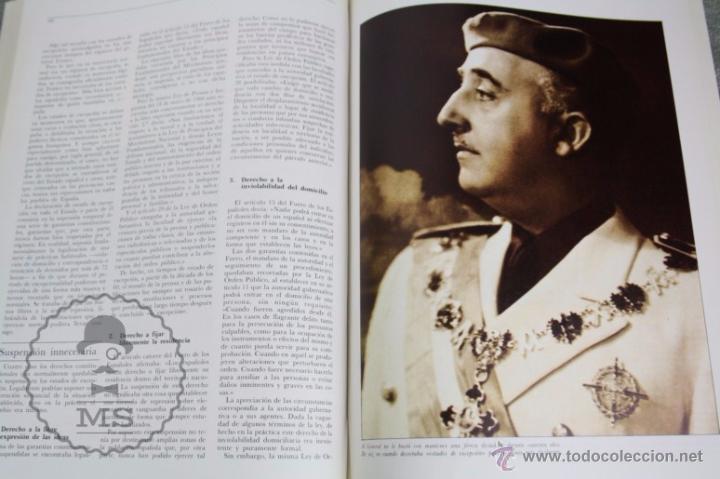 Enciclopedias de segunda mano: 4 Tomos / Libros - Enciclopedia Historia del Franquismo - Ed. Sedmay, Año 1977 - Foto 4 - 49839058
