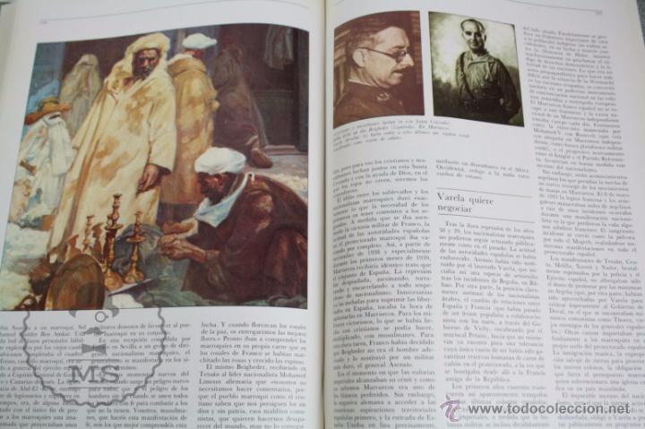 Enciclopedias de segunda mano: 4 Tomos / Libros - Enciclopedia Historia del Franquismo - Ed. Sedmay, Año 1977 - Foto 5 - 49839058