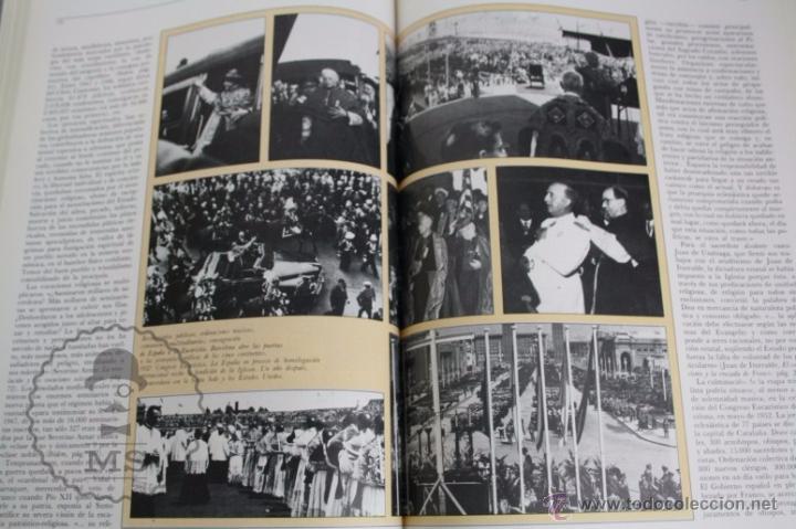 Enciclopedias de segunda mano: 4 Tomos / Libros - Enciclopedia Historia del Franquismo - Ed. Sedmay, Año 1977 - Foto 6 - 49839058